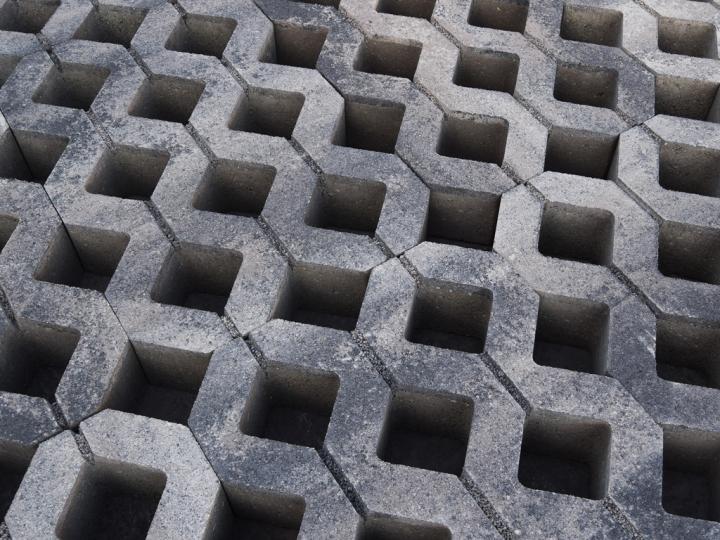 Gyephézagos (60x40 cm) - holdfény