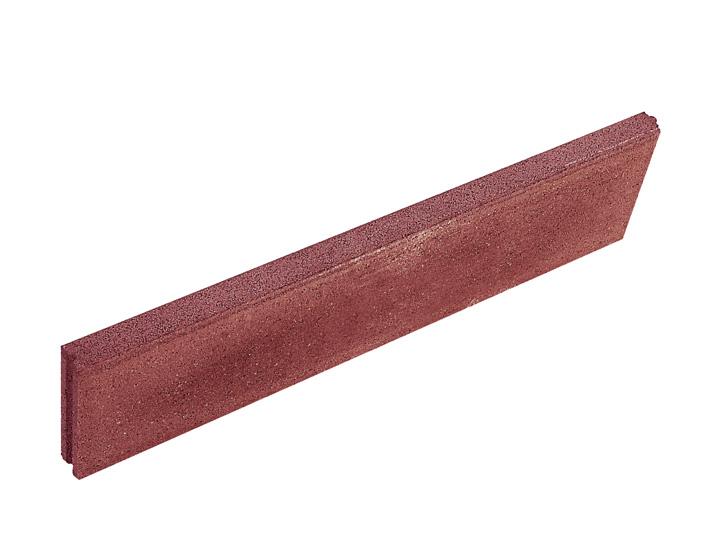 Kerti szegély - piros