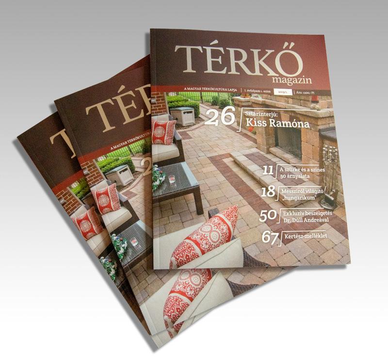 Térkő Magazin